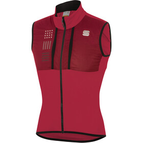 Sportful Giara Layer Veste Homme, red rumba
